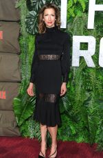 Alysia Reiner At Netflix World Premiere of TRIPLE FRONTIER at Lincoln Center in New York City