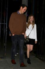 Amanda Seyfried and Thomas Sadoski attend the Good For A Laugh Comedy Fundraiser in LA