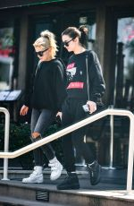 Amanda Steele Out and about in LA