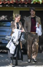 Amber Heard Leaving her house in Los Angeles