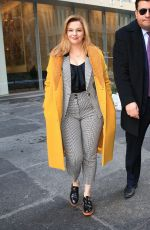 Amber Tamblyn Out in NYC