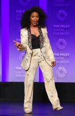 Angela Bassett At The Paley Center For Media