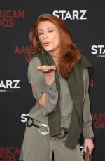 Angie Everhart At Premiere of STARZ