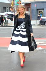 AnnaLynne McCord Arriving at the UN Women for Peace Luncheon in New York