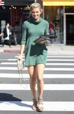AnnaLynne McCord Out in Los Angeles
