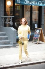 AnnaSophia Robb At Good Day New York Fox 5 in NYC