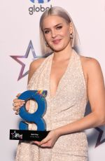 Anne-Marie At The Global Awards 2019 with Very.co.uk in London