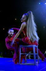 Ariana Grande On a Sweetener World Tour in Albany