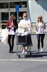 Ashley Benson & Cara Delevingne shopping in Studio City