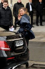 Ashley Benson Outside Chanel show PFW Womenswear F/W 2019/2020 in Paris