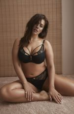 ASHLEY GRAHAM for Her New Lingerie Collection, March 2019