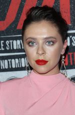 Bel Powley At Premiere of Netflix