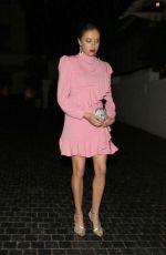 Bel Powley Leaving Chateau Marmont in West Hollywood