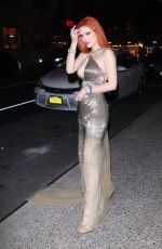 Bella Thorne Arriving at Carnegie Hall in NYC