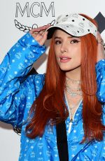 Bella Thorne At MCM Global Flagship Store Grand Opening On Rodeo Drive in Beverly Hills