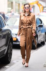 Bella Thorne Out in New York City
