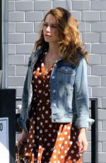 Bethany Joy Lenz Out in Studio City