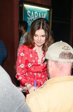 Betsy Brandt Attends the Good For A Laugh Comedy Fundraiser at Largo At The Coronet in Los Angeles