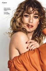 Blanca Suarez - Cosmopolitan Magazine Spain, April 2019