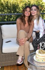 Brooke Burke-Charvet Celebrates daughter Neriah Fisher`s 19th Birthday