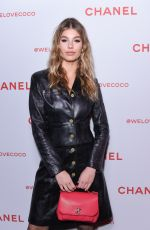 Camila Morrone At Party to celebrate the Chanel Beauty House and @WELOVECOCO at Chanel Beauty House in Los Angeles