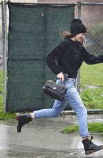Camila Morrone Out with a girlfriend in Los Angeles