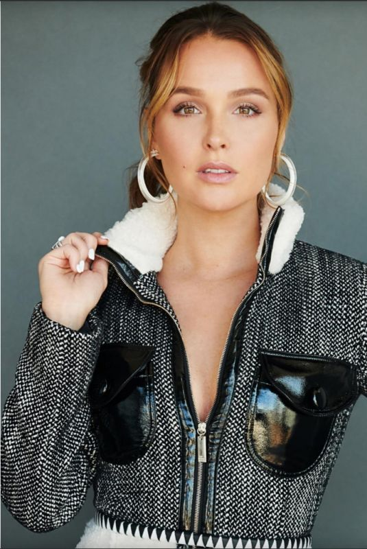 Camilla Luddington - The Daily Shuffle (March 2019)