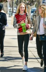 Candice Accola King Out and about in LA