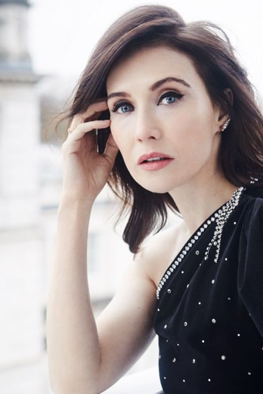 Carice van Houten - Country & Town House Magazine - April 2019