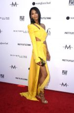 Chanel Iman At The Daily Front Row