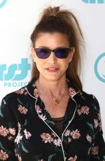 Charisma Carpenter At The Thirst Project And The City Of Los Angeles Celebrate World Water Day in Hollywood
