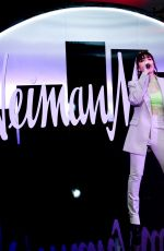 Charli XCX At Neiman Marcus Hudson Yards Party, New York