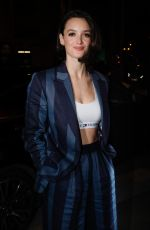 Charlotte Le Bon At Tommy Hilfiger show in Paris