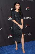 "Christian Serratos At 2019 PaleyFest LA - ""The Walking Dead"""