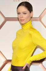 Coco Rocha At Hudson Yards VIP Grand Opening in New York