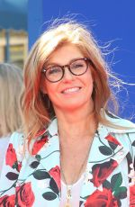 Connie Britton At Premiere of Paramount Pictures