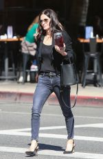 Courteney Cox Out in Beverly Hills
