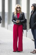 Delta Goodrem Out in New York