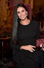 Demi Moore At WCRF
