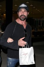 Denise Richards Enjoy a romantic evening with Aaron Phypers at Craig