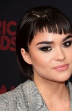 Devery Jacobs At Premiere of STARZ