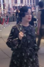 Dita Von Teese At the ArcLight in Hollywood
