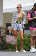 Doutzen Kroes Out in Miami