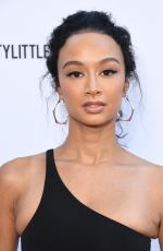 Draya Michele At The Daily Front Row