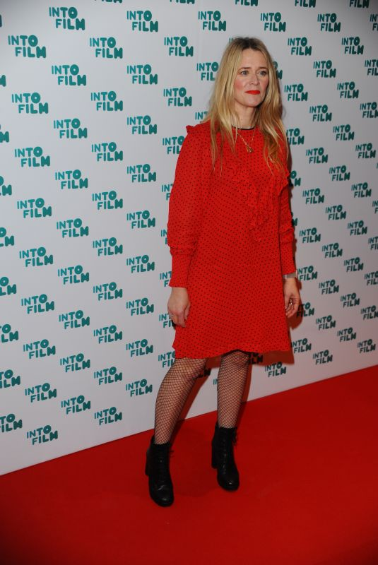 Edith Bowman At Into Film Award 2019 at Odeon Luxe Leicester Square in London