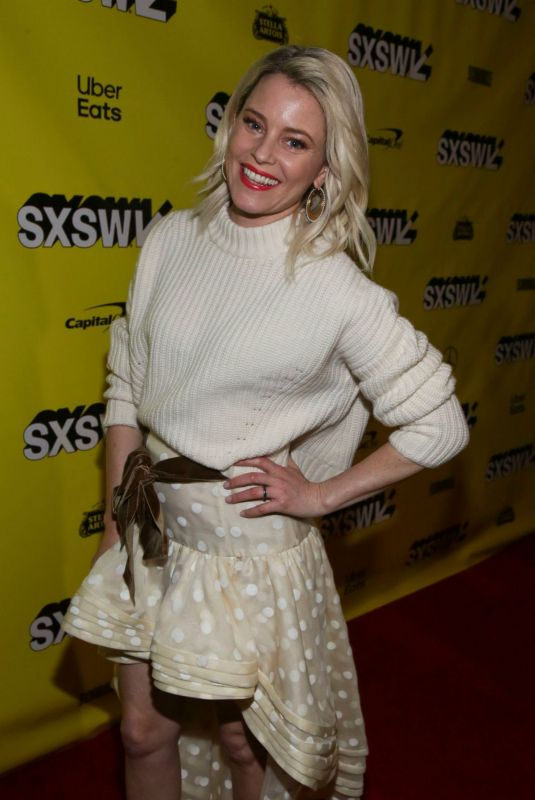 Elizabeth Banks At Shrill Premiere at 2019 SXSW Festival in Austin