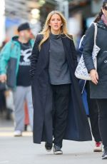 Ellie Goulding Out in NYC