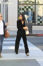 Elodie Yung Goes shopping in Beverly Hills
