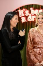 Elsa Hosk At Madiyah Al Sharqi celebration launch of Spring/Summer
