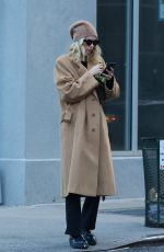 Elsa Hosk Out in Manhattan